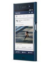 Sony flipové pouzdro SCTF10 pro Xperia XZ, modrá